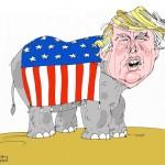 Трамп продолжает битву на иранском плацдарме
