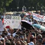 Никол Пашинян: «Отныне правительство подчиняется площади»