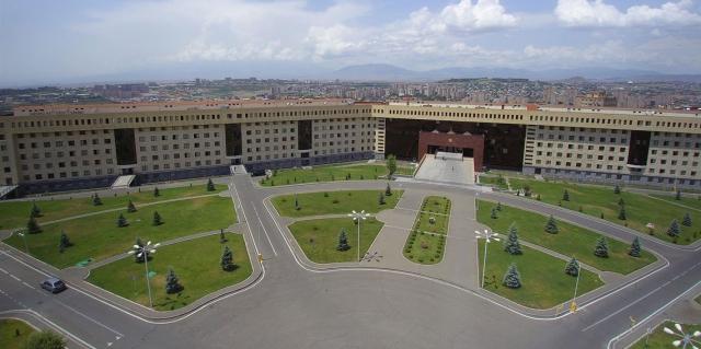 армения военный бюджет