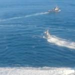 Что стоит за провокацией украинских кораблей в Черном море