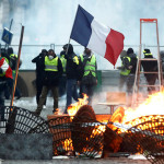 «Готовы к наихудшим сценариям»: во Франции ждут новой массовой акции протеста «жёлтых жилетов»