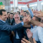 Арабы и Моссад сговорились реабилитировать Асада