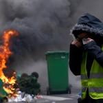 Париж: «Желтые жилеты» громят банки и офисы