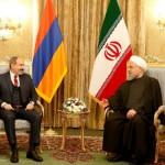 Пашиняна встретили в Тегеране по высшему разряду