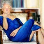 В доме Эпштейна нашли компрометирующую Клинтона картину