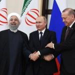Das Erste: не справился с задачей — Эрдогану не удалось договориться с Путиным и Рухани по Идлибу