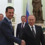 Сирийская эпопея: Москва отстоит целостность Сирии и свои интересы