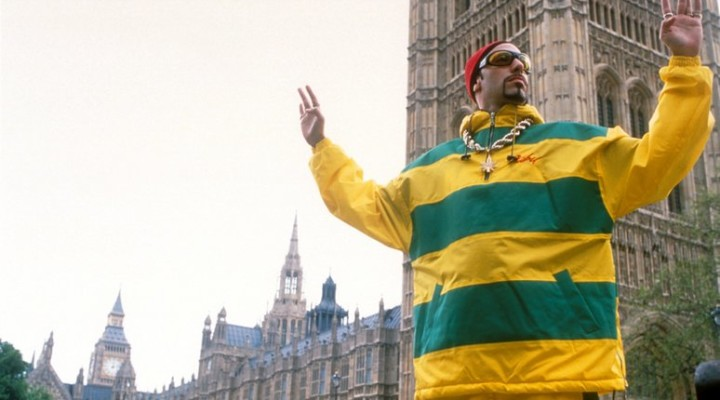 Ali G Indahouse' by Mark Mylod, starring Sacha Baron Cohen. Made in GB, 2002. / Restrictions: Editorial use only