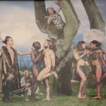 Алтарь с изображением однополых пар вместо Адама и Евы появился в шведской церкви