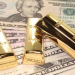 Доллар США проигрывает золоту