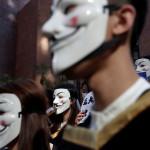 Карантин для протестующих: в Гонконге арестовали лидеров оппозиции