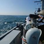 Коронавирус атакует флоты и армии Запада