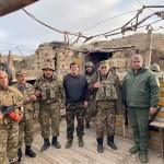 Президент Арцаха Араик Арутюнян обратился к президенту России