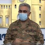 Минобороны Армении: Пехота ВС Азербайджана сбежала с поля боя