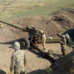 Минобороны Арцаха: Противник попытался приблизить бронетехнику к линии фронта, но был отброшен