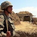 Рейд армянских разведчиков завершился добычей важных документов в тылу противника