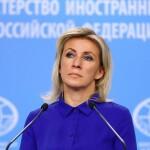 """""""Меня поразила фраза """"не имеют права..."""": Захарова ответила Алиеву"""