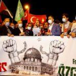 Палестина в огне – Израиль очерчивает пределы влияния Турции на Ближнем Востоке