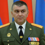 Генерал-майор Григорий Хачатуров освобожден от должности командира 3-го армейского корпуса